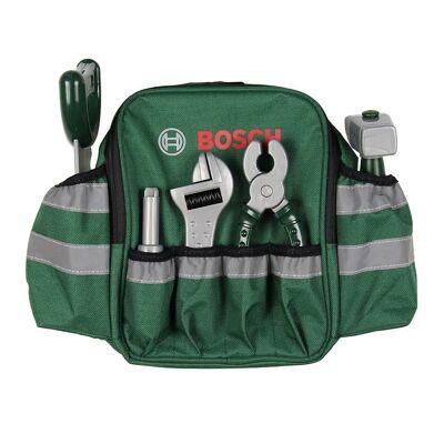 Bosch Mini Rygsæk m. Værktøj - Legetøj - Mørkegrøn - Børnetøj - Bosch