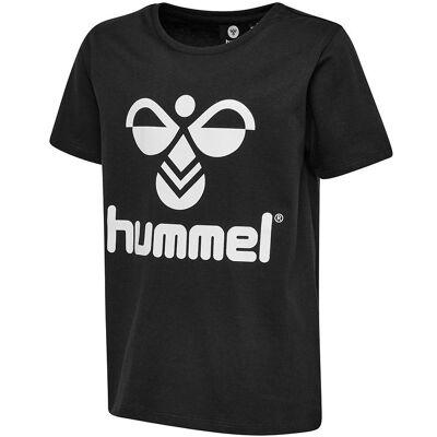 Hummel T-shirt - Tres - Sort - Børnetøj - Hummel