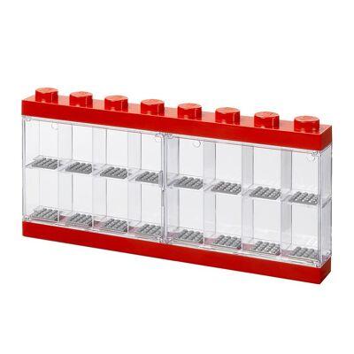 Lego Storage Minifigur Display - Lego Movie 2 - 16 Rum - 38 cm - - Børnetøj - Lego
