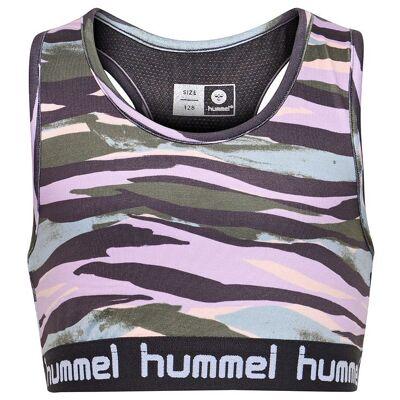 Hummel Sportstop - Mimmi - Multifarvet - Børnetøj - Hummel