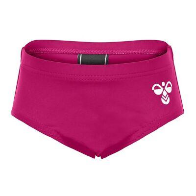 Hummel Badebukser - Sabri - UV50+ - Pink - Børnetøj - Hummel