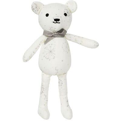 Cam Cam Bamse - Teddy - 27 cm - Dandelion Natural - Børnetøj - Cam Cam