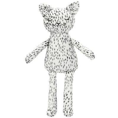 Elodie Details Bamse - 30 cm - Dots of Fauna Kitty - Børnetøj - Elodie Details