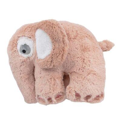 Sebra Bamse - Elefant - 25 cm - Rosa - Børnetøj - Sebra