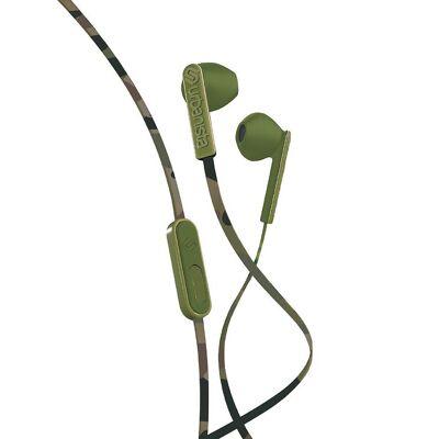 Urbanista Høretelefoner - San Francisco - in-ear - Green Camo - Børnetøj - Urbanista