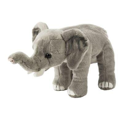 National Geographic Bamse - 23 cm - Afrikansk Elefant - Børnetøj - National Geographic
