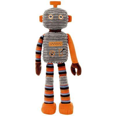 Teddykompaniet Bamse - Robo Kidz Alfa - 46 cm - Robot - Børnetøj - Teddykompaniet