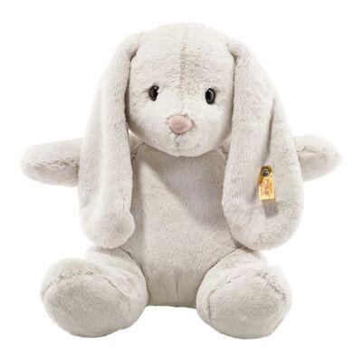 Steiff Bamse - Hoppie Rabbit - 38 cm - Light Grey - Børnetøj - Steiff