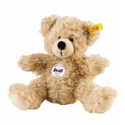 Steiff Bamse - Fynn Teddy Bear - 18 cm - Beige - Børnetøj - Steiff