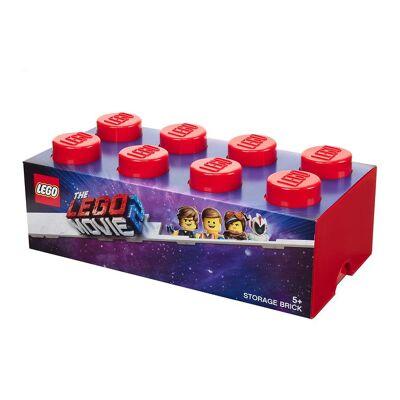 Lego Storage Opbevaringskasse - Lego Movie 2 - 50x25x18 - 8 Knop - Børnetøj - Lego