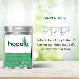 Hoodia Slankeplaster - 30 Plastre - Med Naturligt Hoodia Ekstrakt - Holder i 24 Timer - Indeholder Garcinia Cambogia - Perfekt Til Vægtkontrol
