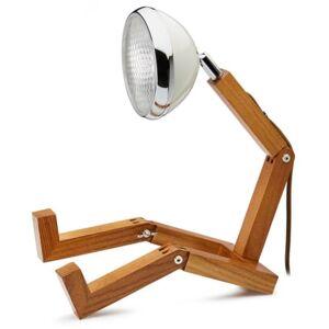 Andet Mini Wattson Bordlampe-Hvid