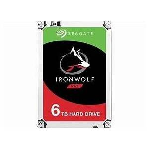 Seagate 6tb Seagate Ironwolf St6000vn001 Nas Harddisk