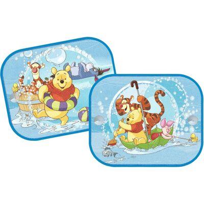 Disney Peter Plys Solskærme 2-pack - Autostole - Disney