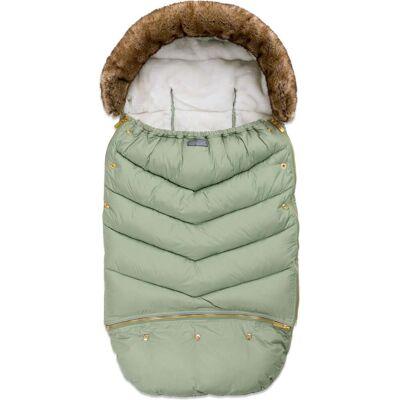 Vinter & Bloom Chic Kørepose, Jade Green - Barnevogne og Klapvogne - Vinter & Bloom