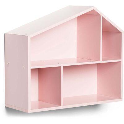 Lilou Lilou Reol Hus, Lyserød - Babymøbler - Lilou Lilou