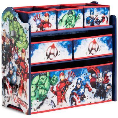 Marvel Avengers Avengers Reol Trä - Babymøbler - Marvel Avengers