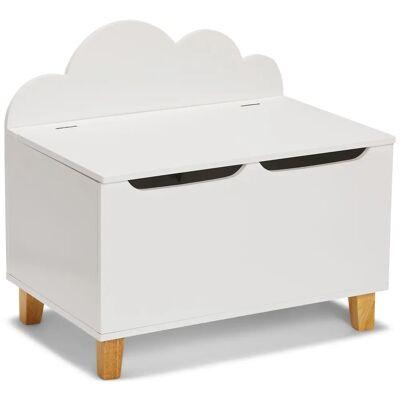 Alice & Fox Opbevaringsbænk, Hvid - Babymøbler - Alice & Fox