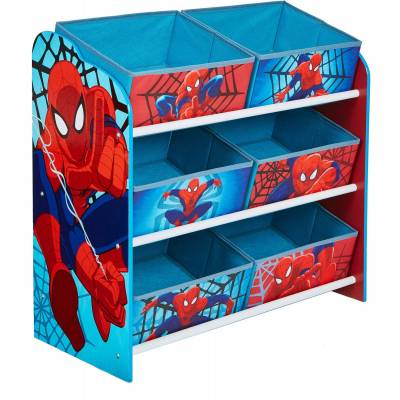 Marvel Spider-Man Reol - Babymøbler - Marvel Spider-Man