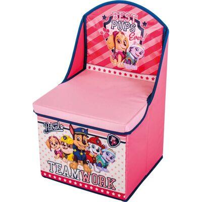Paw Patrol Stol, Pink - Babymøbler - Paw Patrol
