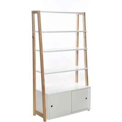 MYroom LIAM Reol, Hvid - Babymøbler - MYroom