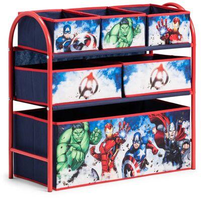 Marvel Avengers Avengers Reol - Babymøbler - Marvel Avengers