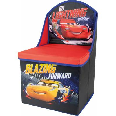 Disney Cars Opbevaringsstol - Babymøbler - Disney