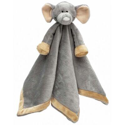Teddykompaniet Teddykompagniet Diinglisar Wild Sutteklud Elefant - Baby Spisetid - Teddykompaniet