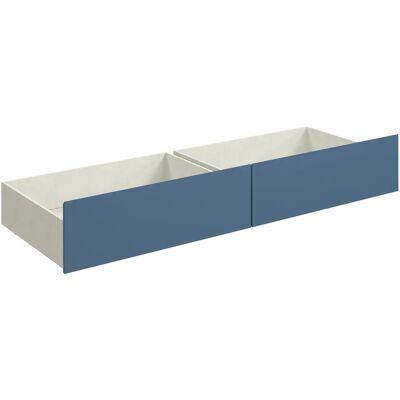 MYroom Opbevaringskasser, Blå - Baby Spisetid - MYroom