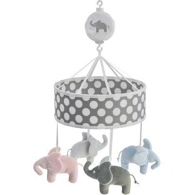 Rätt Start Elefant Uro, Grå - Baby Spisetid - Rätt Start