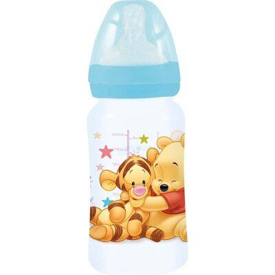 Nalle Puh Peter Plys Sutteflasker 2-pak, Blå - Baby Spisetid - Nalle Puh