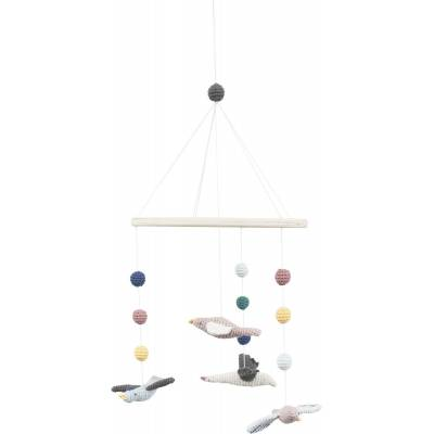 Sebra Uro Fugle - Baby Spisetid - Sebra