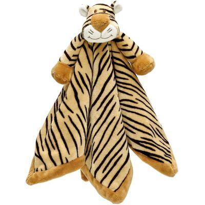 Teddykompaniet Teddykompagniet Diinglisar Wild Sutteklud Tiger - Baby Spisetid - Teddykompaniet