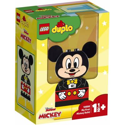 Lego DUPLO Disney 10898 Min første Mickey-model - Baby Spisetid - Lego