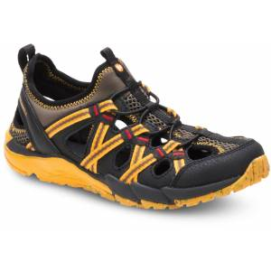 Merrell Hydro Choprock Sandaler, Black/Orange 29