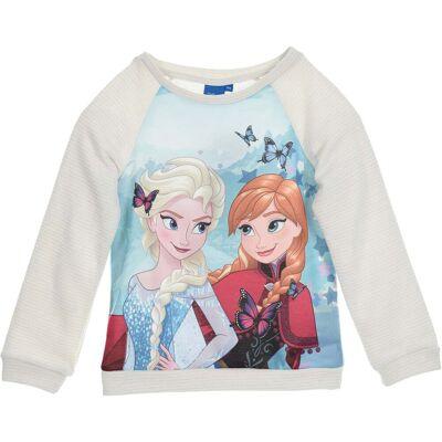 Disney Frozen Trøje, Hvid 8 År - Børnetøj - Disney