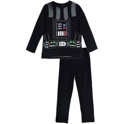 Star Wars Pyjamas, Sort 10 år - Børnetøj - Star Wars