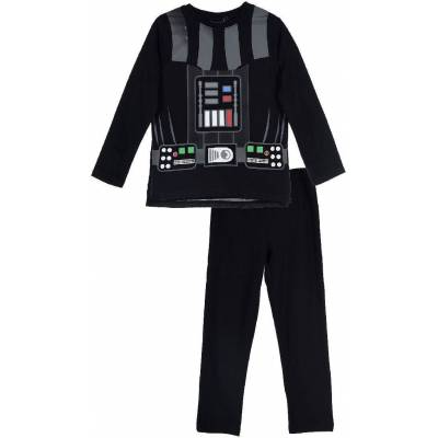 Star Wars Pyjamas, Sort 8 år - Børnetøj - Star Wars