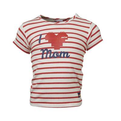 Lego Wear T-Shirt Tiff 304, Red - Børnetøj - Lego