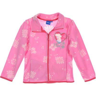 Disney Frozen Fleecetrøje, Pink 8år - Børnetøj - Disney