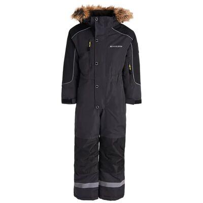 Nordbjørn Arctic Flyverdragt, Black 130 - Børnetøj - Nordbjørn