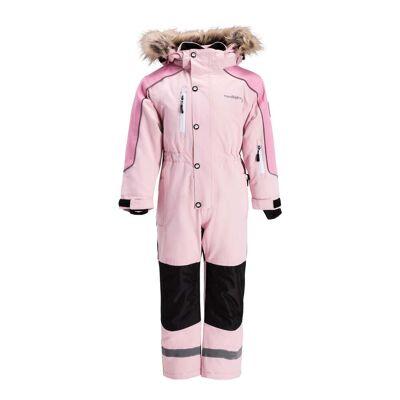 Nordbjørn Arctic Flyverdragt, Pink Nectar 100 - Børnetøj - Nordbjørn