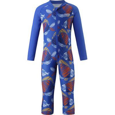 Reima Maracuya UV-Dragt, Blue 74 - Børnetøj - Reima