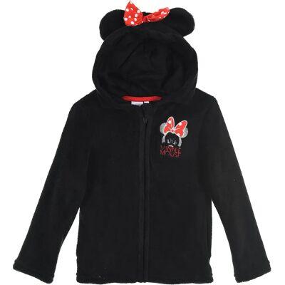 Disney Mimmi Pigg Trøje, Black 8år - Børnetøj - Disney
