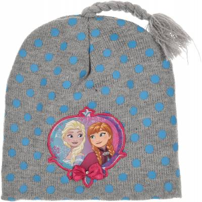 Disney Frozen Hue & Vanter, Light Grey 52 - Børnetøj - Disney