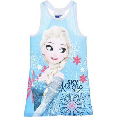 Disney Frozen Kjole, Hvid 5 år - Børnetøj - Disney