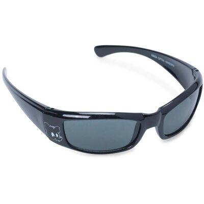 Haga Eyewear Bamse Solbriller Ulven - Børnetøj - Haga Eyewear