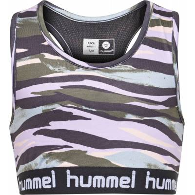 Hummel Mimmi Top, Lavendel 134 - Børnetøj - Hummel