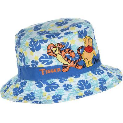 Disney Peter Plys Hat, Blå Stl 48 - Børnetøj - Disney