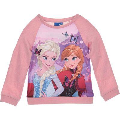 Disney Frozen Trøje, Rosa 8 År - Børnetøj - Disney